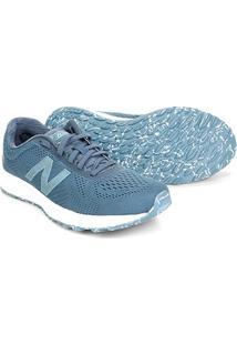 Tênis New Balance Arish Fresh Foam Feminino - Feminino-Azul+Branco