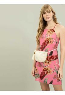 Vestido Com Alças Estampa Floriade - Lez A Lez