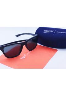 Óculos De Sol Speedo Longboard A01 Preto