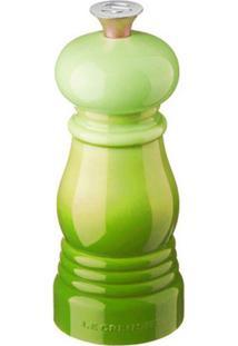 Mini Moedor De Sal Verde Kiwi Le Creuset