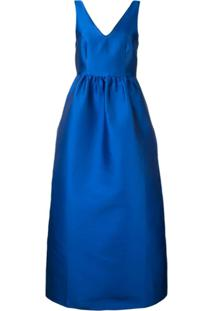 P.A.R.O.S.H. Vestido 'Picabia' - Azul