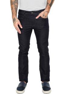 Calça Jeans Cavalera Khainan Classic Azul