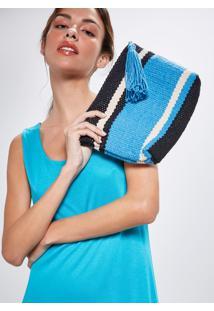 Bolsa Mini Tear Azul