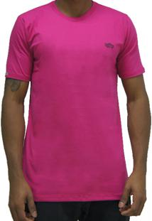 Camiseta 775 Básica Since Pink