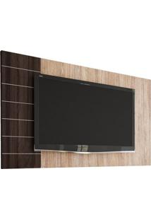 "Painel Para Tv Ate 50"" Goya Montreal/Capuccino - Caemmun"