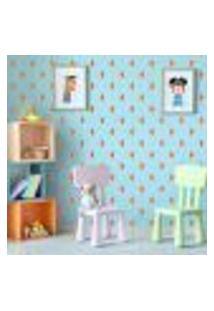 Adesivo Decorativo De Parede - Kit Com 120 Losangos - 011Kaa09