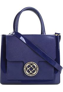 Bolsa Petite Jolie Stella Bag Feminina - Feminino-Azul Navy