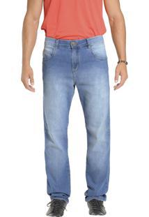 Calça Jeans Penguin Elastano Blue - 23216