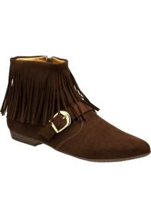 Bota Ankle Boot Piccadilly
