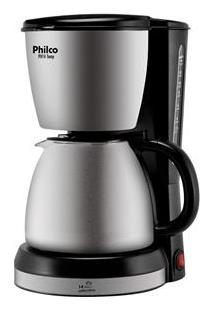 Cafeteira Elétrica Philco Ph14 Temp - Aço Escovado