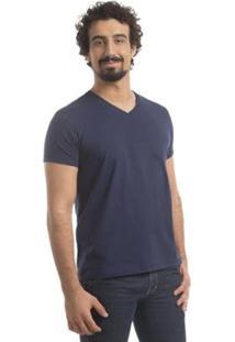 Camiseta Zaiden Store Zaiden Basic T1 - Masculino-Azul Escuro