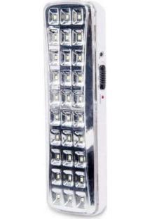 Luminária De Emergência 30 Leds Bivolt 2W Pr30