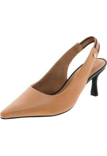 Sapato Feminino Chanel Caramelo Ramarim - 1885201