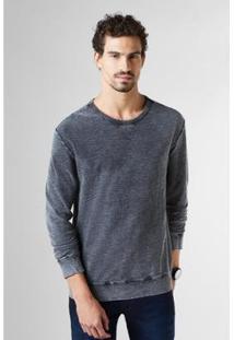 Camiseta Ml Estonada Litoral Reserva Masculina - Masculino