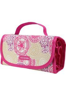 Necessaire Rocambole Jacki Design My Lolla Pink
