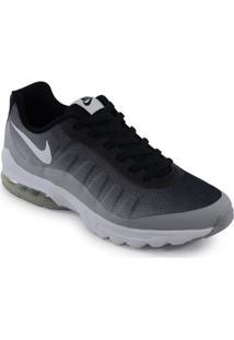 Tênis Nike Air Max Invigor Preto Grafite Branco - 749688-001