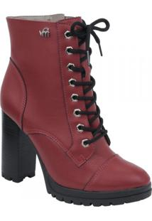 Bota Ankle Boot Via Marte