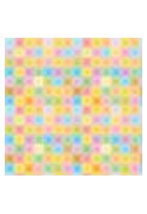 Papel De Parede Adesivo - Quadrados Coloridos - 904Ppi
