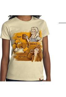 Camiseta Past, Present, Future