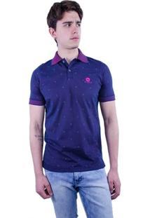 Camiseta Polo Rozz River - Masculino