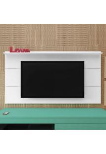 Painel Para Tv Até 55 Polegadas Artely Slim Branco 003236