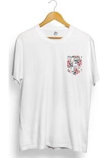 Camiseta Bsc Sure Flower Pocket - Masculino