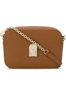 Furla Barxa Shoulder Bag - Marrom
