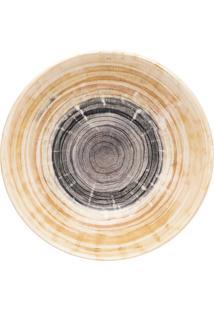 Conjunto 6 Pratos Fundos Oxford 20Cm Cerâmica Unni Puzzling