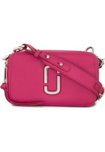 Marc Jacobs Bolsa The Sofshot 21 - Rosa