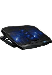 Mesa Gamer Para Notebook C3 Tech Nbc-100Bk Preto