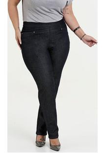 Calça Feminina Jeans Skinny Plus Size Marisa
