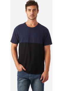 T-Shirt Foxton Recorte Outono Masculina - Masculino