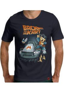 Camiseta Back To The Kart