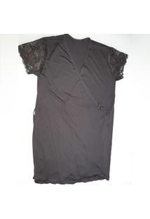 Robe Com Renda - Dica116 Dica De Lingerie