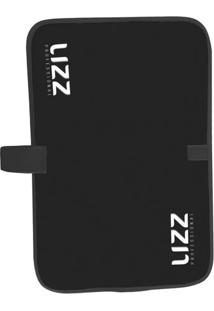 Bolsa Térmica Com Inscrição- Preta & Branca- 1X34X23Lizz