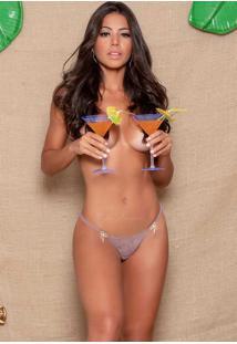 Calcinha Sexy De Lacinhos 5033 Yaffa