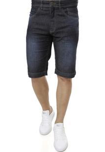 Bermuda Jeans Elétron Masculina - Masculino