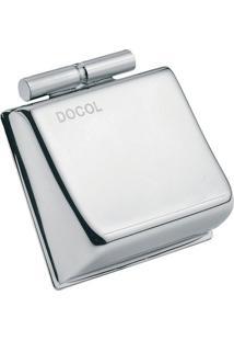 Kit Tecla Cromada - Docol - Docol