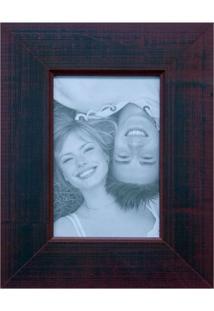Porta Retrato De Mesa Para Foto 10X15 Cm Vermelho