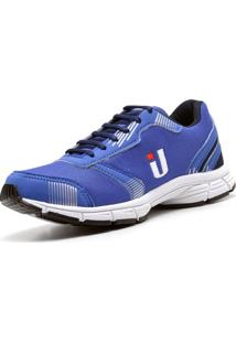 Tênis Ousy Shoes Fitness Easy Azul
