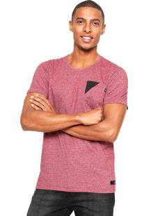 Camiseta Oakley Mod One Brand Vermelha