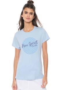 Camiseta Tricats Poás Azul