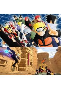Papel De Parede Adesivo Naruto