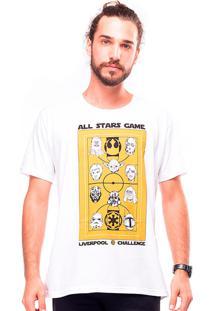 Camiseta All Star Game Useliverpool Branca