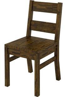 Cadeira Macica Preto Amarelo