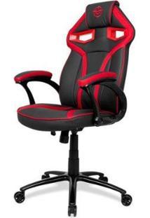 Cadeira Gamer Tgt Centurion Tgt-Cen-Red - Unissex-Vermelho
