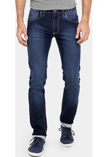 Calça Jeans Colcci Rodrigo Indigo Masculina - Masculino