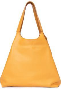 Bolsa Feminina Bifold - Amarelo