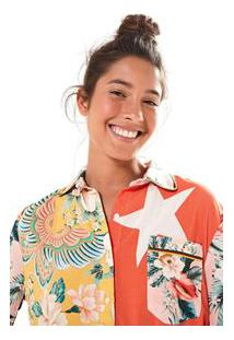Camisa Patch Astral
