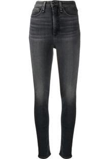 Rag & Bone Calça Jeans Slim - Cinza